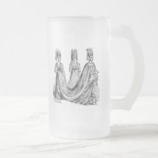 Le mariage de la Renaissance Mug En Verre Givré