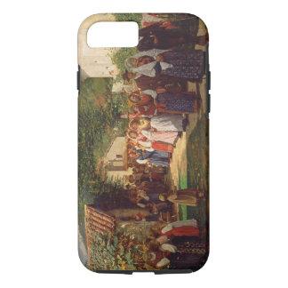 Le mariage d'or (huile sur la toile) coque iPhone 7