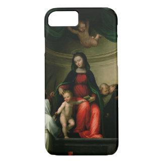 Le mariage mystique de St Catherine de Sienne avec Coque iPhone 7
