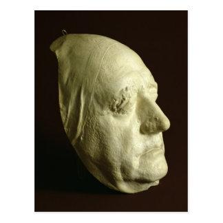 Le masque de Goethe, 1807 Cartes Postales