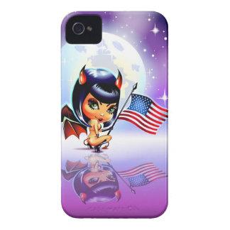 Le mauvais dans le cas de l'iPhone 4 de téléphone Coques iPhone 4 Case-Mate