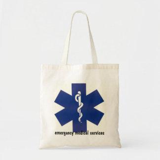 le mauvais de premiers secours de services médicau sac en toile budget