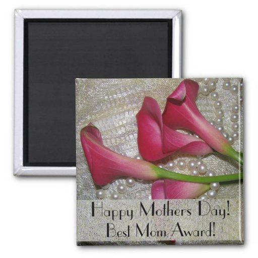 Le meilleur aimant de jour de mères de maman