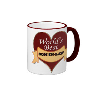 Le meilleur beau-fils du monde tasse à café