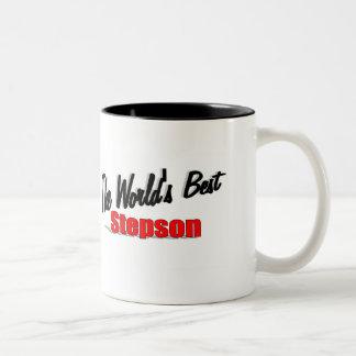 Le meilleur beau - fils du monde mug à café