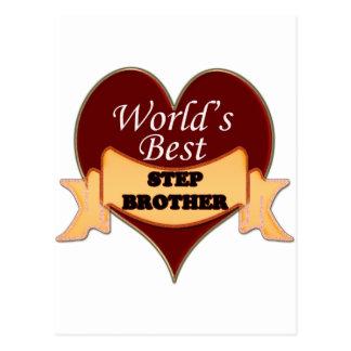 Le meilleur beau-frère du monde cartes postales