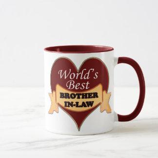 Le meilleur beau-frère du monde mug