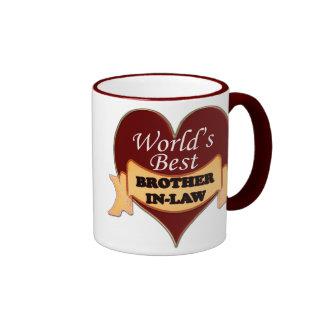 Le meilleur beau-frère du monde mug à café