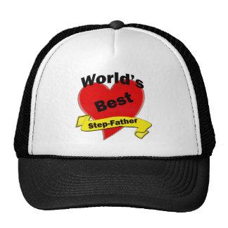 Le meilleur beau-père du monde casquettes de camionneur