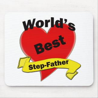 Le meilleur beau-père du monde tapis de souris