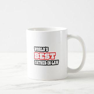 Le meilleur beau-père du monde mug à café