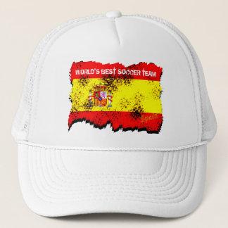 Le meilleur casquette de l'Espagne d'équipe de