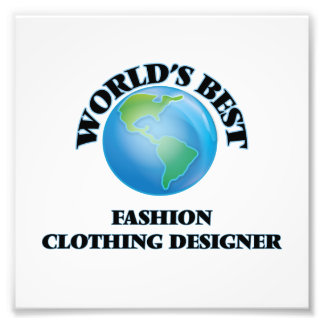 Le meilleur concepteur des vêtements de mode du impression photographique