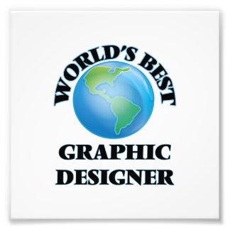 Le meilleur concepteur du monde photo d'art