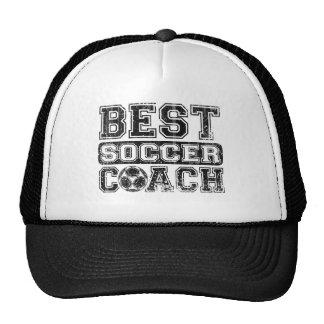 Le meilleur entraîneur du football casquettes