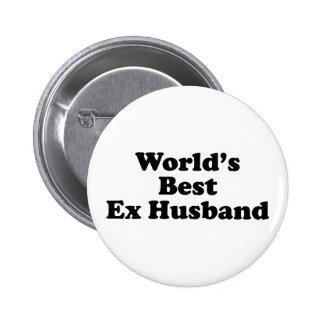 Le meilleur mari ex du monde badge