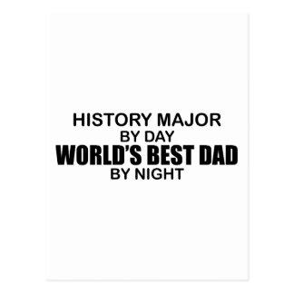 Le meilleur papa du monde - commandant d'histoire cartes postales