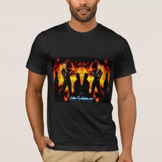 LE Mens American T-shirt