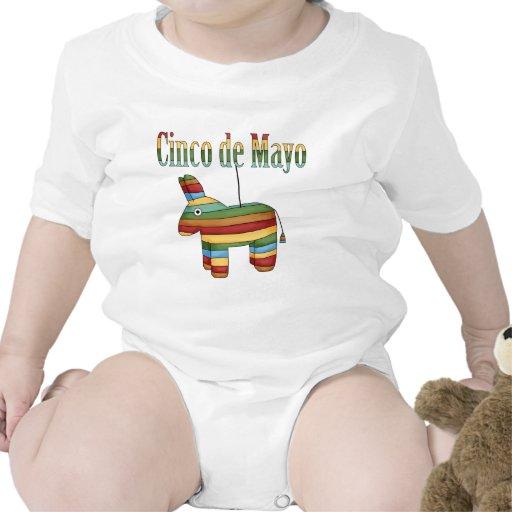 Le MEXIQUE Cinco De Mayo T-shirt