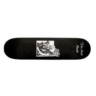 Le moine fou plateau de skate