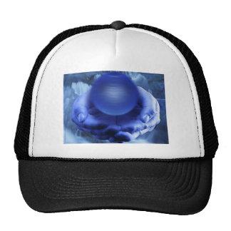 Le monde entier est dans votre main casquettes