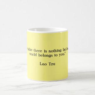 Le monde entier mugs à café
