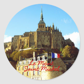 Le Mont Saint Michel Sticker