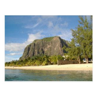 Le Morne - Mauritius Postcard
