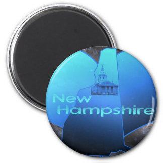 Le New Hampshire à la maison Aimants