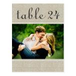 Le nombre de Tableau de photo de mariage carde le Cartes Postales
