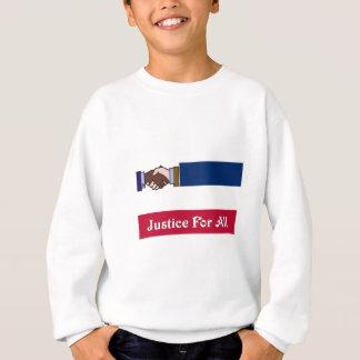 Le nouveau Mississippi : Justice pour tous Sweatshirt
