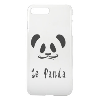 Le Panda iPhone 8 Plus/7 Plus Case