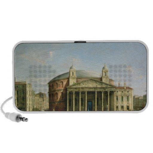 Le Panthéon à Rome Haut-parleurs iPod