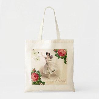 Le Parisian Ballerina Tote Bag