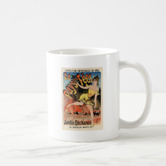 Le Pays des Fees Classic White Coffee Mug