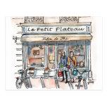 LE PETIT PLATEAU Paris Postcards