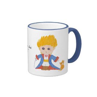 Le Petit Prince Ringer Coffee Mug
