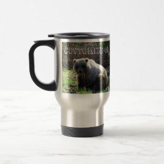 Le pique-nique d'ours de nounours ; Personnalisabl Mug À Café