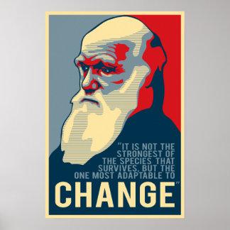 Le plus adaptable pour changer poster