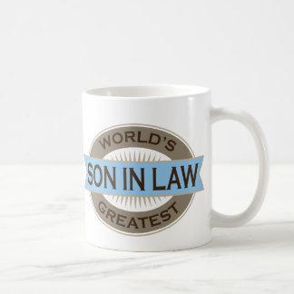 Le plus grand beau-fils des mondes mug