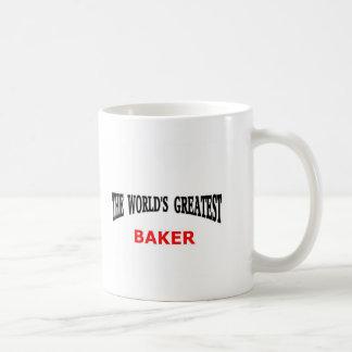 Le plus grand boulanger du monde tasse