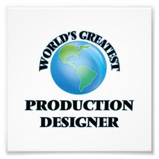 Le plus grand concepteur de la production du monde photo sur toile
