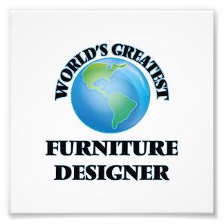 Le plus grand concepteur des meubles du monde photo d'art