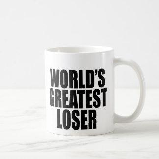 Le plus grand perdant du monde mug