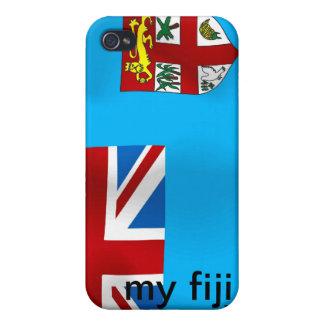 le point de scène de l'île fidji de cavu a adapté  étuis iPhone 4