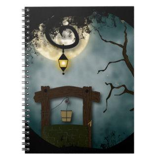 Le Puit Spiral Notebook