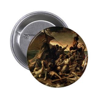 Le radeau de la méduse - Géricault Badge