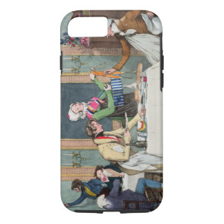 Le Restaurant, pub. by Rodwell and Martin, 1820 (c iPhone 7 Case
