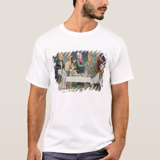 Le Restaurant, pub. by Rodwell and Martin, 1820 (c T-Shirt
