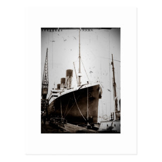 Le RMS Olympic 1929 Cartes Postales